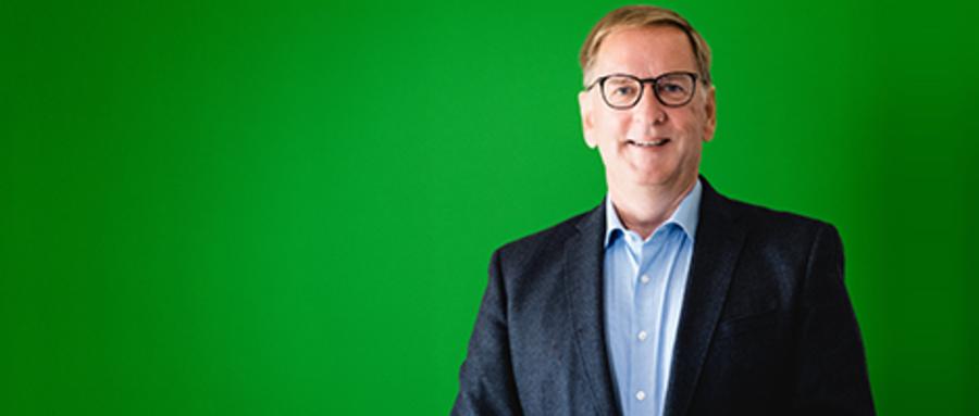 Der Geschäftsführer der Wirtschaftsförderung Nordschwarzwald Jochen Protzer