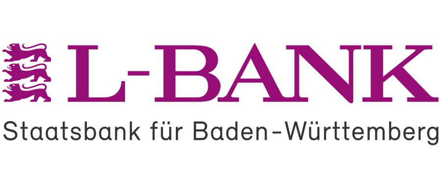 Logo L-Bank, Staatsbank für Baden-Württemberg