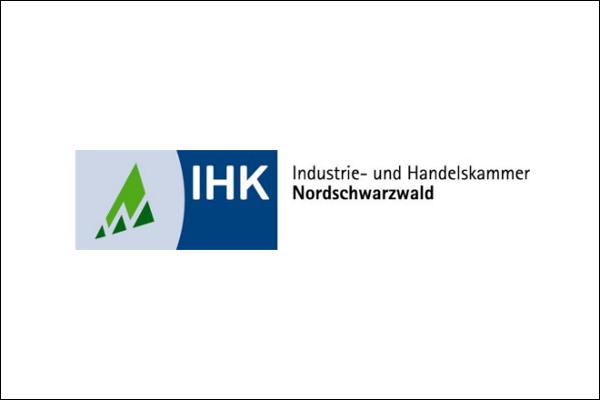 Logo der Industrie- und Handelskammer Nordschwarzwald