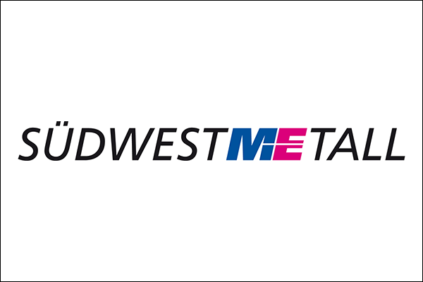 Logo Verband der Metall- und Elektroindustrie Baden-Württemberg e.V. (Südwestmetall)