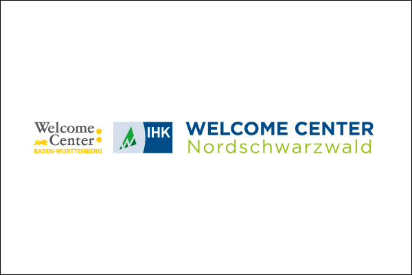Logo des Welcome Centers Nordschwarzwald