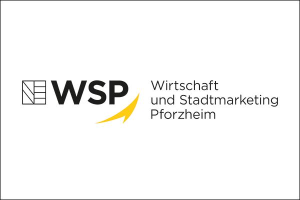 Logo des Wirtschaft und Stadtmarketing Pforzheim