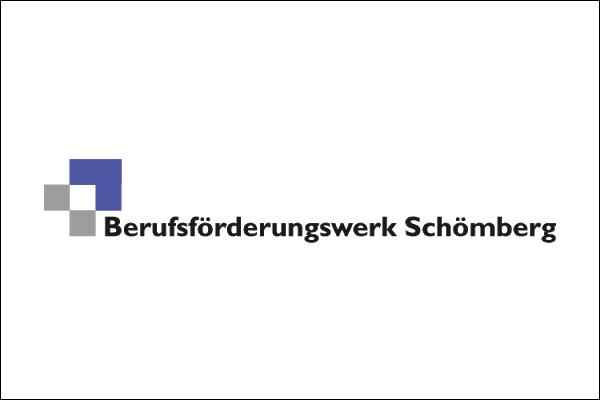 Logo des Berufsförderungswerks Schömberg