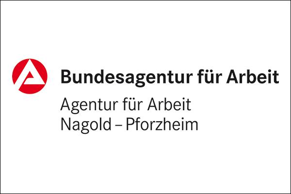 Logo der Agentur für Arbeit Nagold-Pforzheim