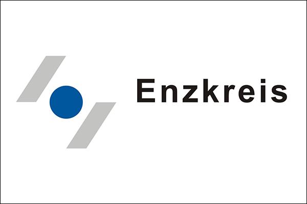 Logo des Enzkreises