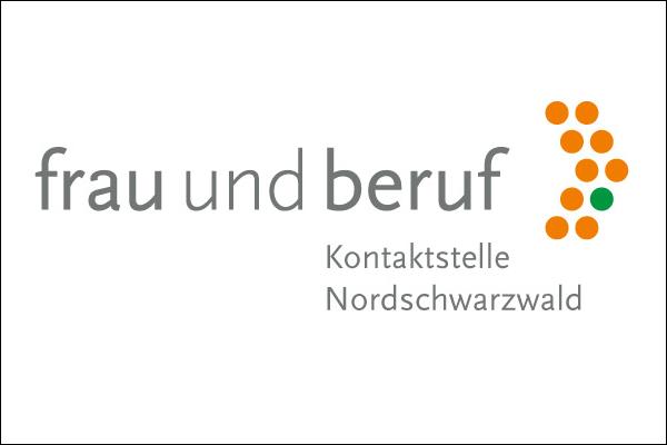 Logo der frau und beruf Kontaktstelle im Nordschwarzwald