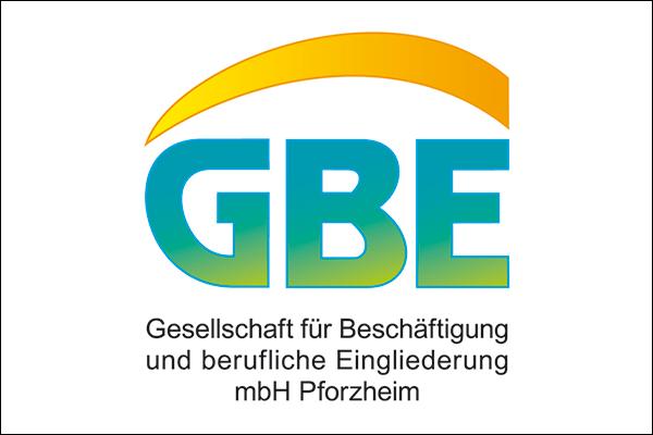 Logo der Gesellschaft für Beschäftigung und berufliche Eingliederung in Pforzheim