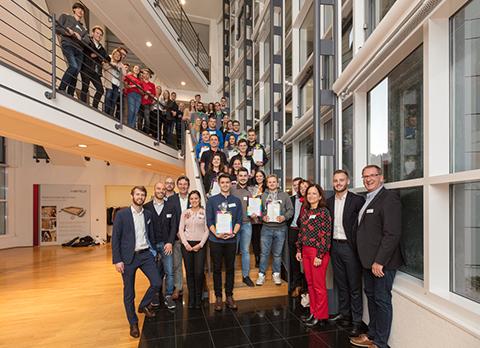 Bild des Junior Manager Contest 2018 der Fachkräfte-Allianz Nordschwarzwald