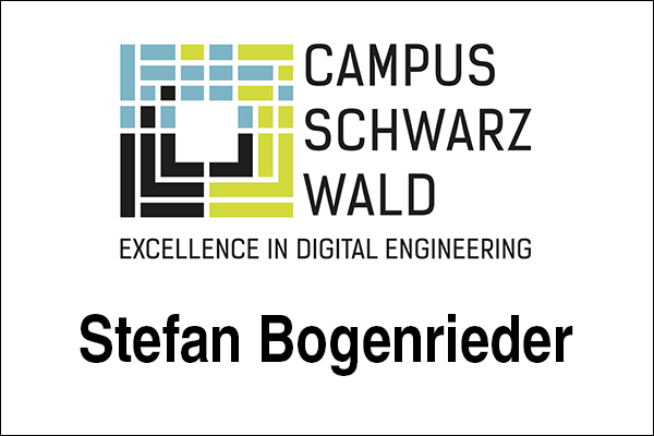 Logo Campus Schwarzwald Innovationsintermediär Stefan Bogenrieder