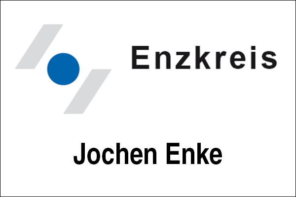 Logo Lankreis Enzkreis, Innovationsintermediär Jochen Enke