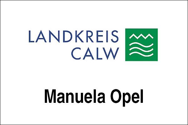 Logo Landkreis Calw, Innovationsintermediär Manuela Opel