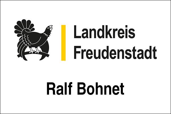 Logo Landkreis Freudenstadt, Innovationsintermediär Ralf Bohnet