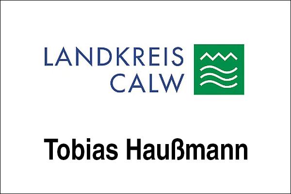Logo Landkreis Calw, Innovationsintermediär Tobias Haußmann