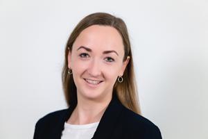 Melissa Schwab, Projektleiterin Fördermittel und Europa bei der Wirtschaftsförderung Nordschwarzwald