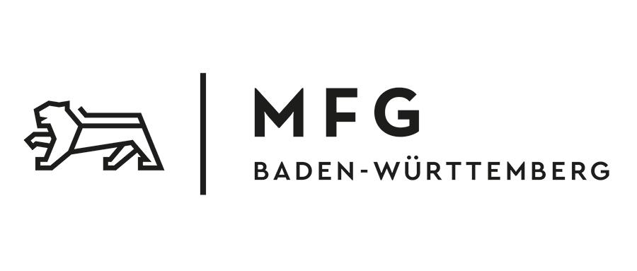 Logo der MFG Baden-Württemberg