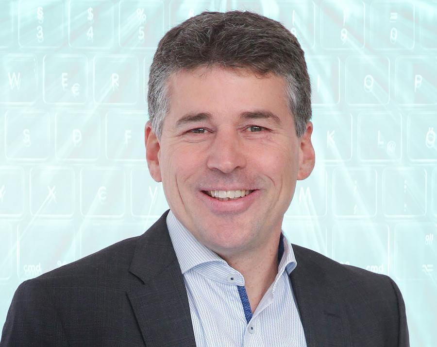 Ein Foto von Magnus Schlecht, Chief Digital Officer (CDO) des PZ-Medienhauses
