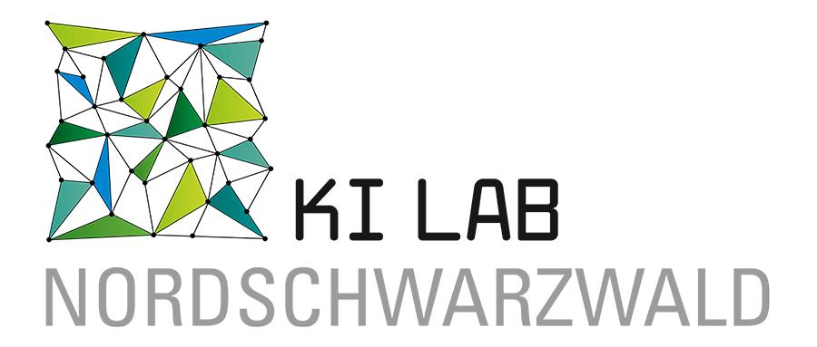 Logo des KI Lab Nordschwarzwald