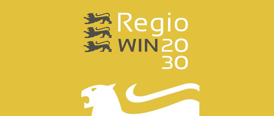 Logo Förderwettbewerb RegioWIN 2030