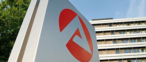 Zentrale der Bundesagentur für Arbeit in Nürnberg